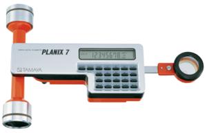 Imagen de Tamaya Planix 7 Digital Planimeter - 365170