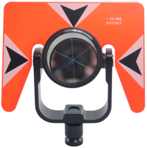 Picture of Sokkia Single Prism with Target - 60857