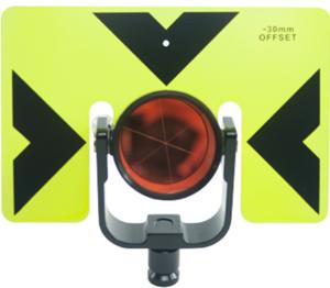 Imagen de Sokkia Tilting Prism Assembly w/ 6 X 9 Yellow Target - 724812