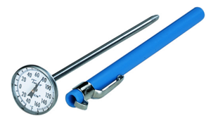 Imagen de Taylor 2 Dial Pocket Bi-Therm 0° to 550° Fahrenheit  - 800672