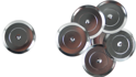 Picture of Sokkia Flat Shiners (3lb box) - 813430