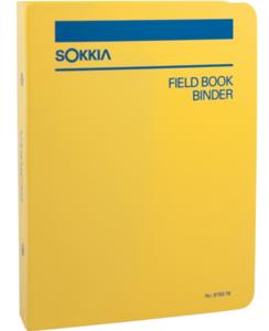 Picture of Sokkia Binder Flex Cover 100 pg Cap - 815378