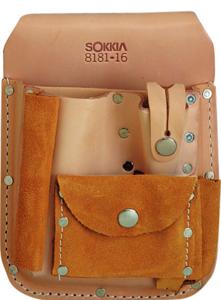 Imagen de Sokkia Surveyors 7 Pocket Tool Pouch - 818116